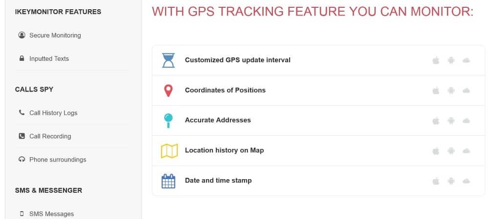 iKeyMonitor-GPS-tracking